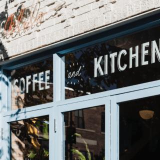 cafe alula greenpoint brooklyn near two blue slip rentals